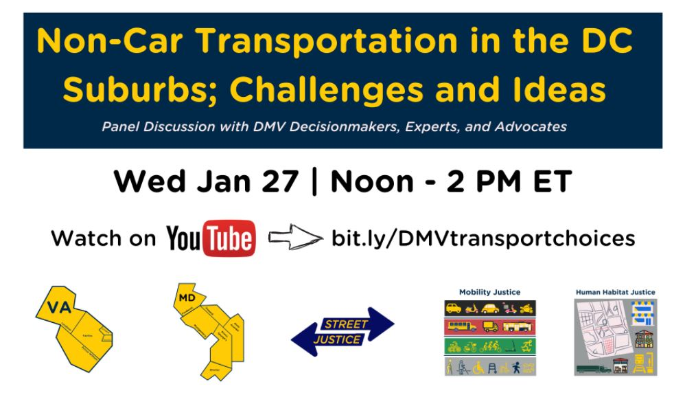 Dr. Sevgi Erdogan to participate on panel discussion about non-car transportation in DC suburbs